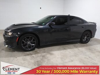 2019 Dodge Charger GT 3.6L 6-Cylinder SMPI DOHC Engine RWD Sedan 4 Door